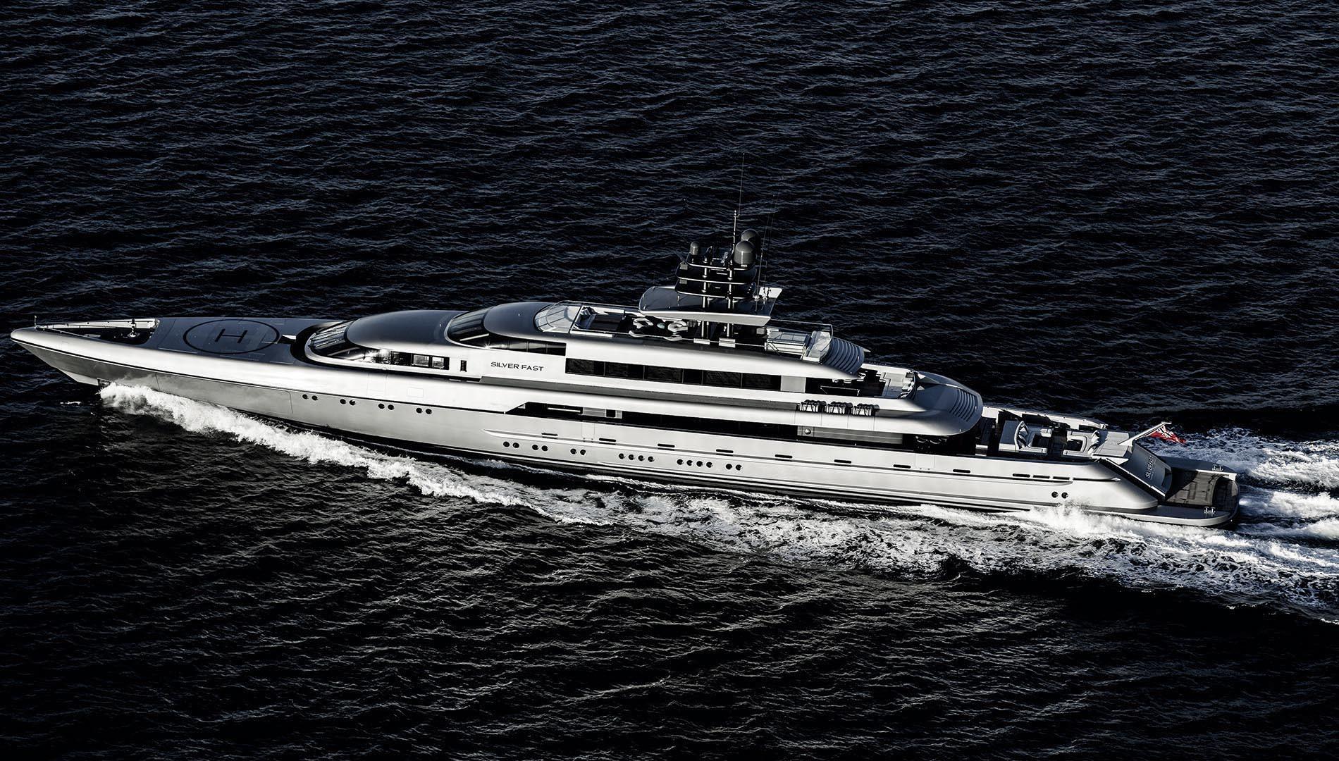 luxury mega yacht charter Croatia