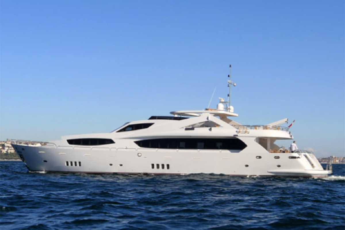 Motor Yacht Charter Cyclades Islands